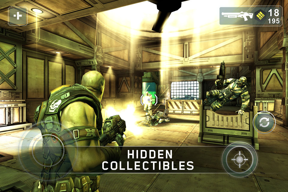 Screenshot SHADOWGUN