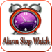 Alarm Stop Watch